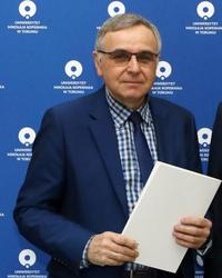 prof. dr hab. inż. Daniel Makowiecki